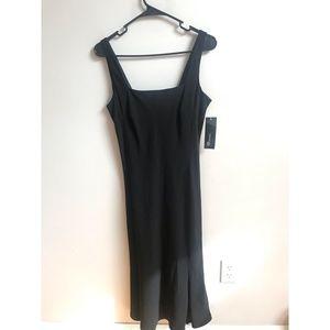 🚨 Formal, Long, Black Bow Back Dress ❗️